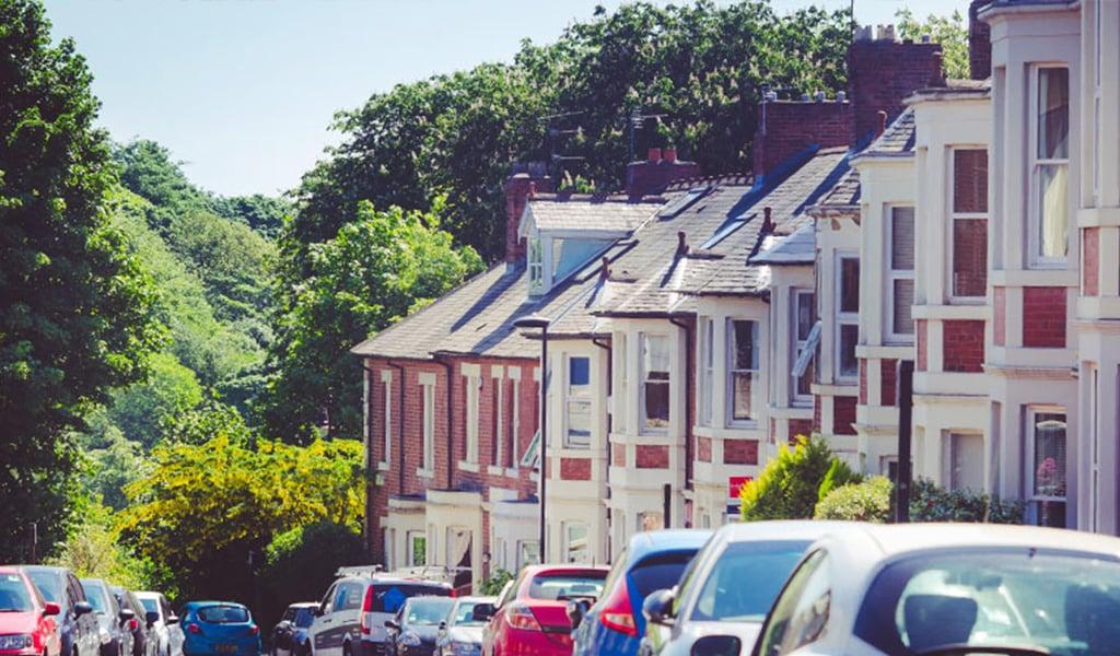 Student Houses, Jesmond
