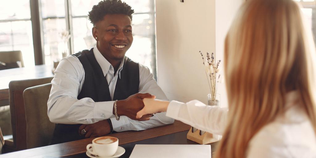 student-at-job-interview